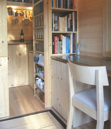 Tumbleweed tiny house company style studio - Tumbleweed tiny house interior ...