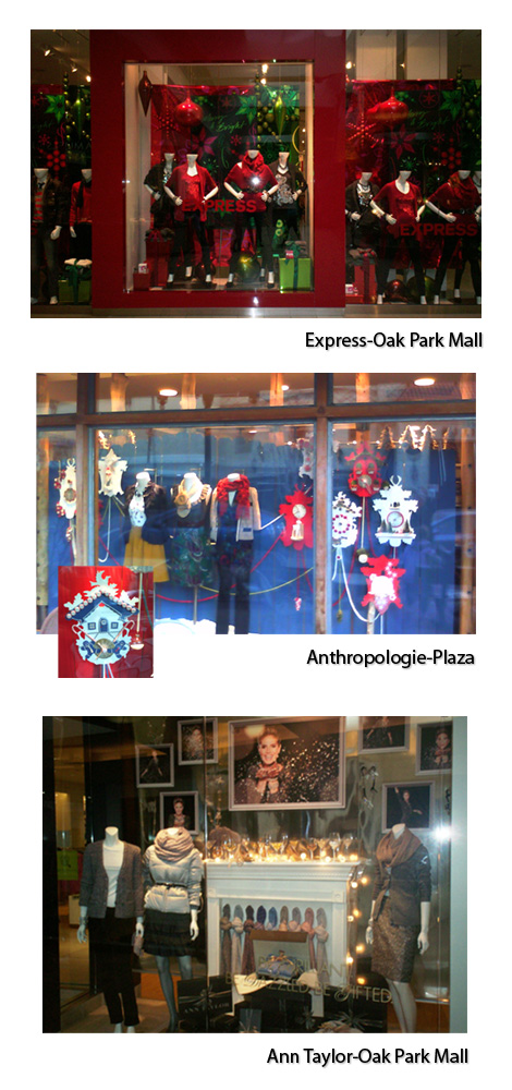 Style Studio Best Holiday Window in KC 2